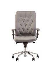 Кресло руководителя CHESTER (Честер) R steel ST AL70