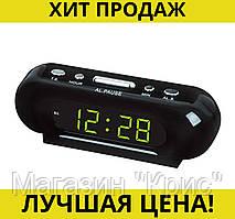 Sale! Электронные сетевые часы VST 716-2