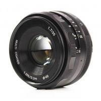 Объектив Meike 35mm f/1.7 MC E-mount для Sony (MKE3517)