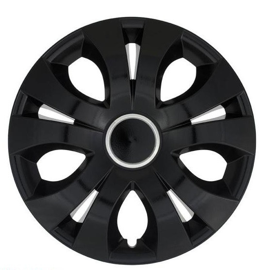 Ковпаки R15 Jestic Top Ring Black
