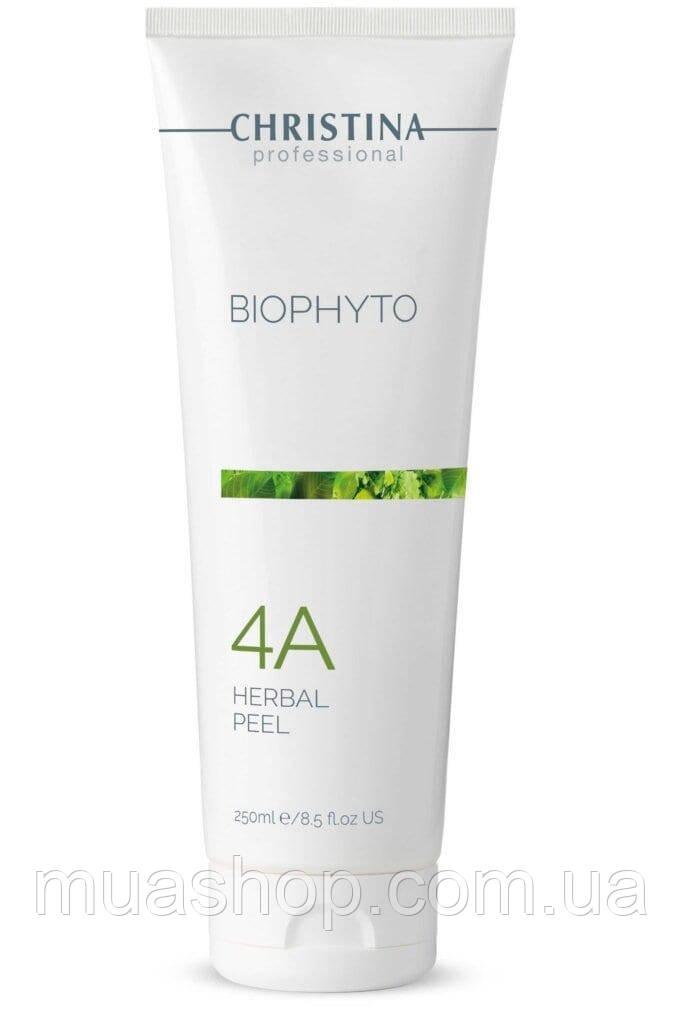Christina cosmetics Bio Phyto Herbal Peel - Фіто Біо Рослинний пілінг (крок 4а), 250мл