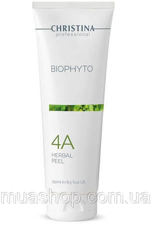 Christina cosmetics Bio Phyto Herbal Peel - Фіто Біо Рослинний пілінг (крок 4а), 250мл, фото 2