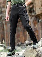 Мужские карго брюки BEZET NATO black'20 S
