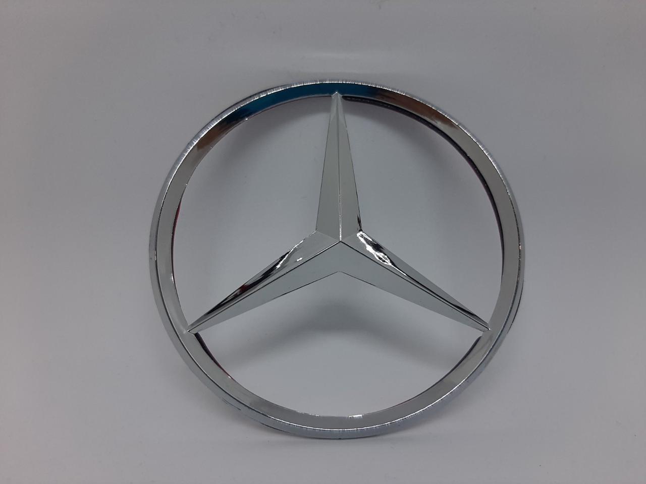 Емблема, логотип значок Mercedes-Benz на кришку багажника і капот