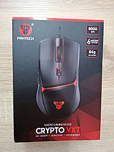 Миша Fantech Crypto VX7 Black