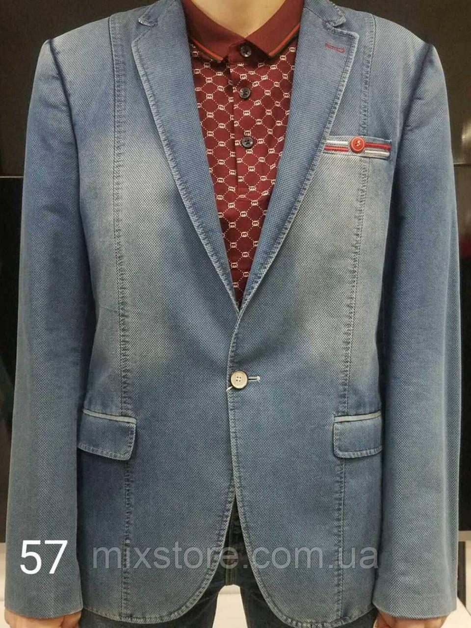 Пиджак мужской F12 PLUS