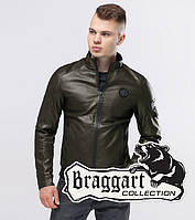 Осенняя куртка 43663 хаки