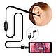 ЛОР отоскоп 3в1 ушной эндоскоп камера медицинская Kebidumei, 1.35м, фото 3