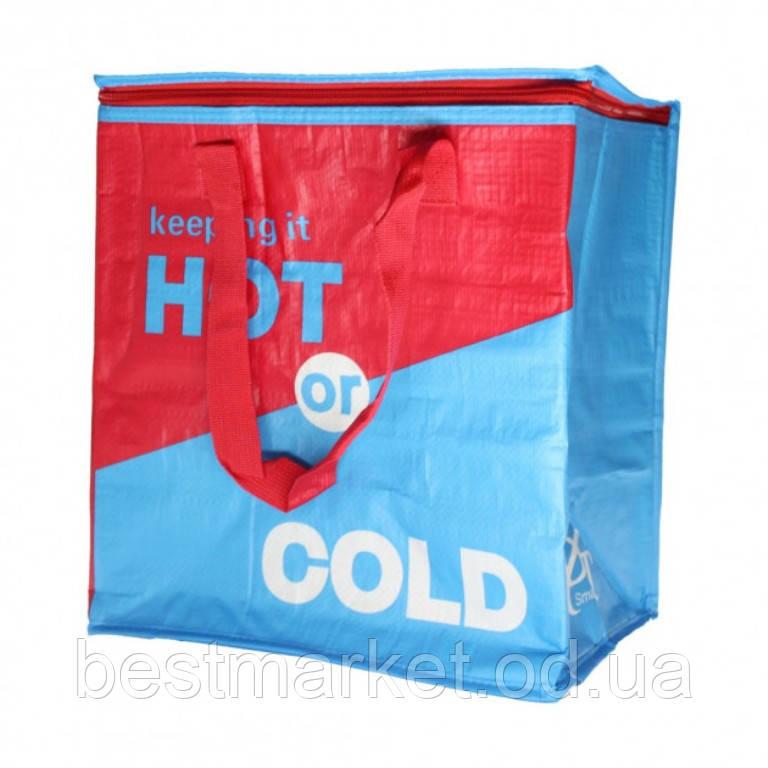 Термосумка-Холодильник для Їжі та Напоїв Cooling Bag DT-4244 (34х22х36см)