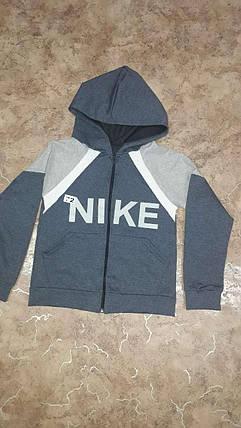 Батник на молнии реплика Nike, фото 2