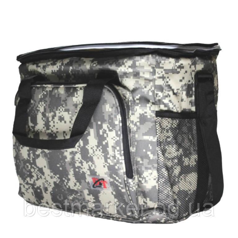 Термосумка-Холодильник для Їжі та Напоїв Cooling Bag DT-4249 (39х32х32см)