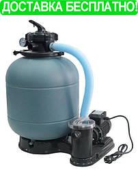 Песочный фильтр для бассейна Samoa D300 4 м3/час (20 кг песка)