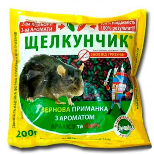 Щелкунчик Зерновая приманка 200 г ТОВ Агро Протекшн