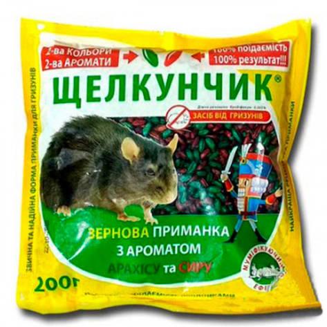 Щелкунчик Зерновая приманка 200 г ТОВ Агро Протекшн, фото 2