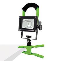 Фонарь на прищепке (зеленый свет) LUMII GREEN LED WORK LIGHT, фото 2
