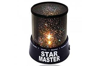Детский ночник звездного неба Star Master Original Черный RI0275, КОД: 1393929