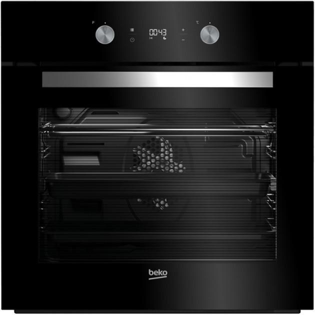 Духовой шкаф электрический Beko BIM24300BS Черный