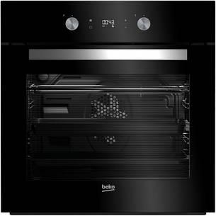 Духовой шкаф электрический Beko BIM24300BS Черный, фото 2