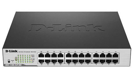 Коммутатор D-Link DGS-1100-24P/ME/B, фото 2
