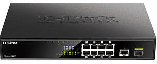 Комутатор D-Link DGS-1010MP, фото 2