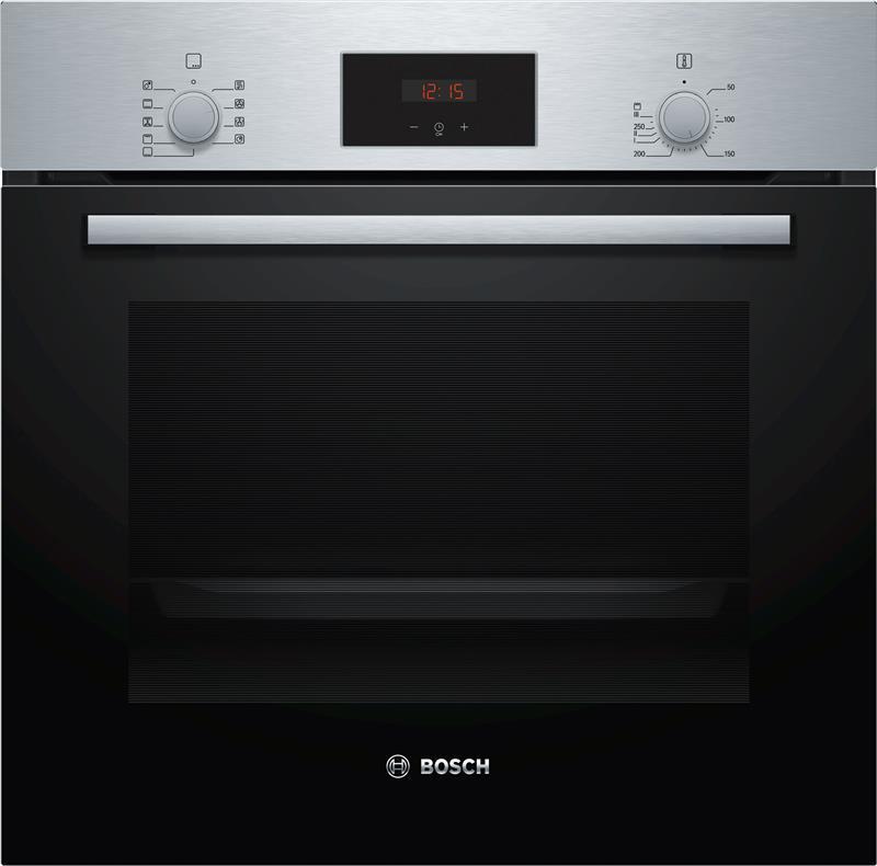 Духовой шкаф электрический Bosch HBF114BS0R Нержавеющая сталь