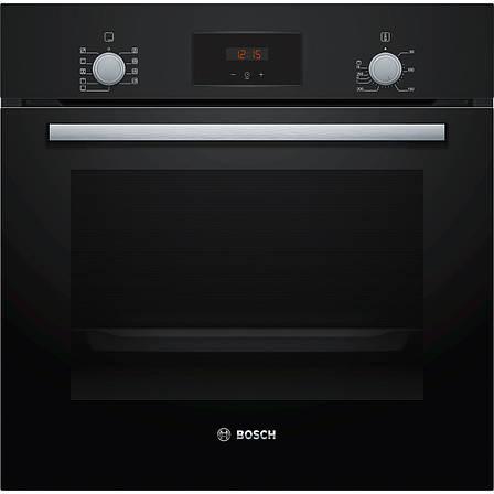 Духова шафа електрична Bosch HBF114EB0R Чорний, фото 2