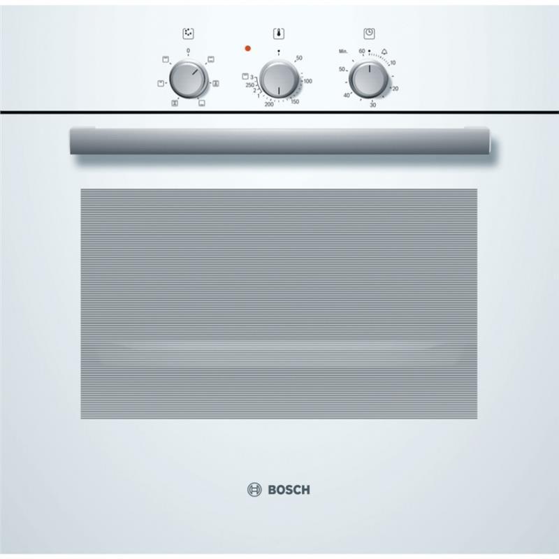 Духовой шкаф электрический Bosch HBN211W0J Белый