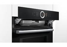 Духовой шкаф электрический Bosch HNG6764B6 Черный, фото 2