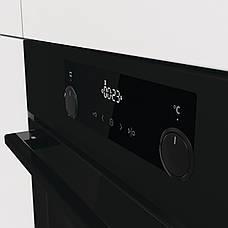 Духовой шкаф электрический Gorenje BO735E11B Нержавеющая сталь, фото 3