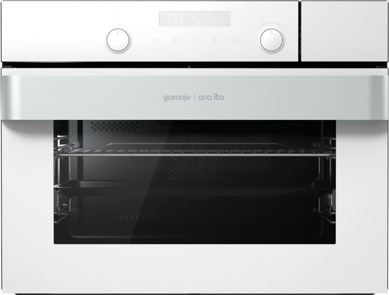 Духова шафа електрична Gorenje BCS547ORA-W Білий