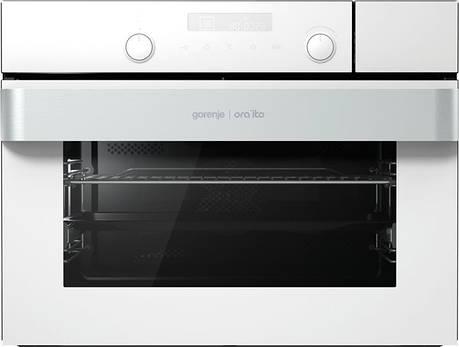 Духова шафа електрична Gorenje BCS547ORA-W Білий, фото 2