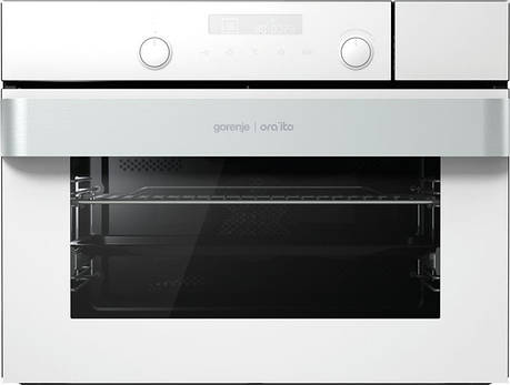 Духовой шкаф электрический Gorenje BCS547ORA-W Белый, фото 2