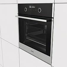 Духовой шкаф электрический Gorenje BO747A23XG Черный/Нержавеющая сталь, фото 3