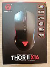 Миша Fantech Thor II X16 Black