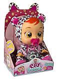 Интерактивная кукла пупс Cry Babies Плакса Лиа Плачущий младенец, фото 2