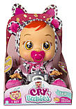 Интерактивная кукла пупс Cry Babies Плакса Лиа Плачущий младенец, фото 3