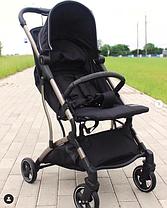 Прогулочная коляска OSANN BOOGY blаck, Германия