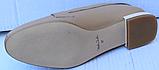 Туфли кожаные женские от производителя модель ФТ26-1, фото 5