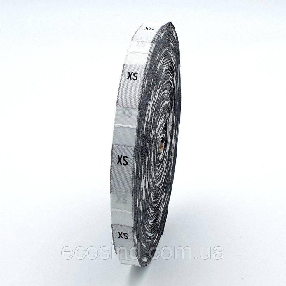 Размерник тканевый М 1250шт. Белый (СТРОНГ-1317)