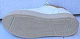 Кроссовки женские кожаные от производителя модель ФТ29, фото 4