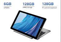 """Планшет CHUWI HI10 X 10.1"""" + клавиатура (1920x1200) Windows 10 / Celeron N4100 / 6Гб / 128Гб / 5Мп / 3250мАч"""