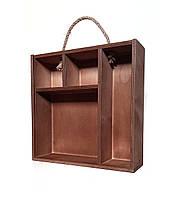 """Ящик деревянный """"Standart Maxi"""". Подарочный ящик. Деревянная коробка для подарка. Пенал деревянный"""