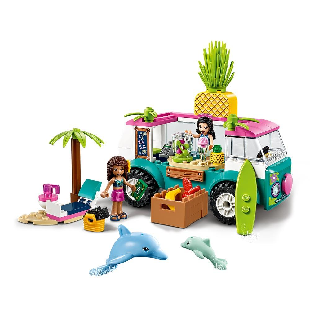 Конструктор LEGO Friends Фургон-бар с соками 103 детали (41397)
