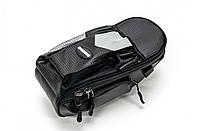 Сумка под седло BRAVVOS - AZ-400 под бутылку Чёрный