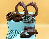 Проставки Киа Каренс для увеличения клиренса полиуретановые, фото 2