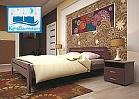Кровать Новая-1 90х190см Тис