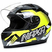МОТОШОЛОМ Шлем NAXA інтегральний F22/E/S