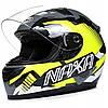 МОТОШОЛОМ Шлем NAXA інтегральний F22/E/XL
