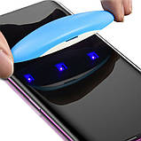 Защитное 3D стекло UV для Samsung Galaxy Note 9, фото 2