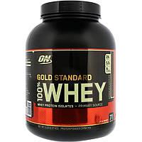 100% Whey Gold Standart (USA), 4.54/2.27кг, Optimum Nutrition 6 вкусов
